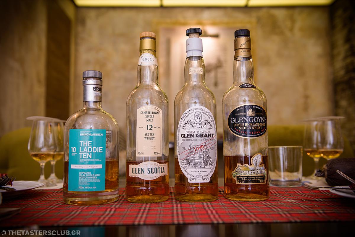 thetastersclub whisky γευσιγνωσια ουισκι tasting burns night