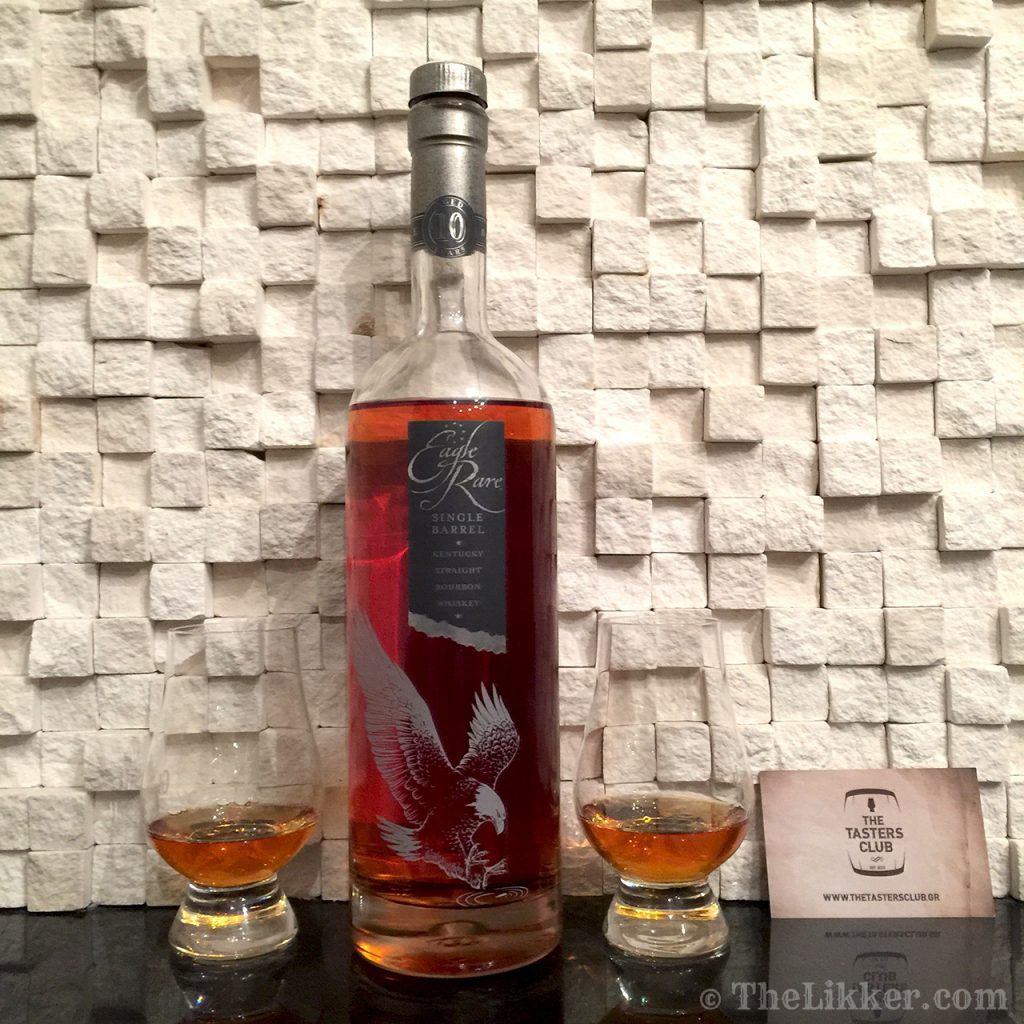 Eagle Rare whiskey bourbon the likker