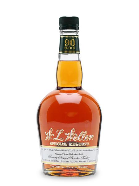 weller whiskey bourbon