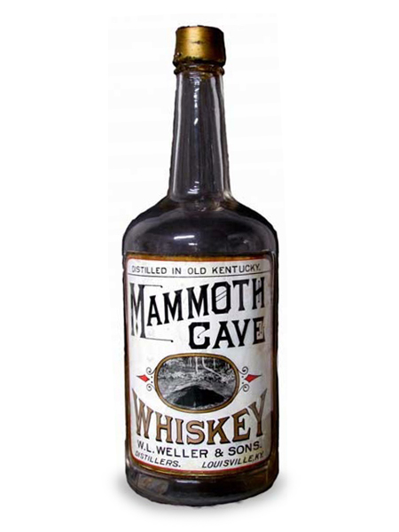 mammoth cave weller whiskey