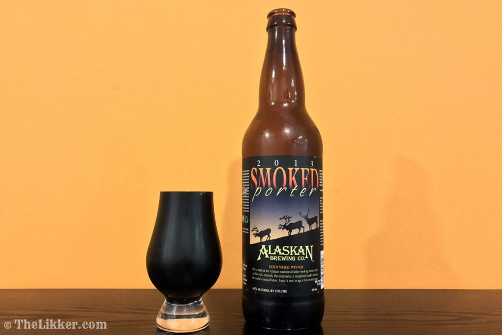 Smoked PorterAlaskan Brewing Company Beer