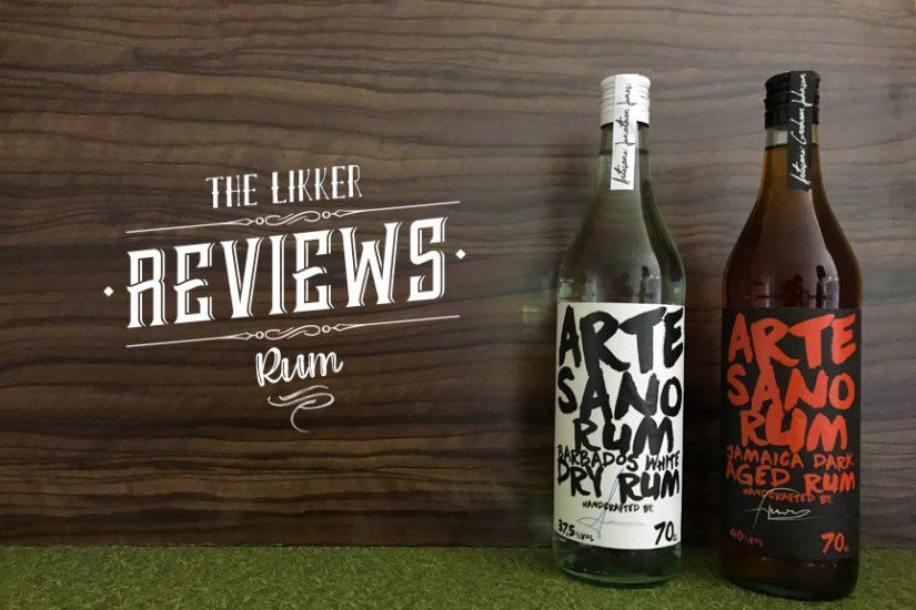 artesano rum ρουμι jamaica dark rum barbados