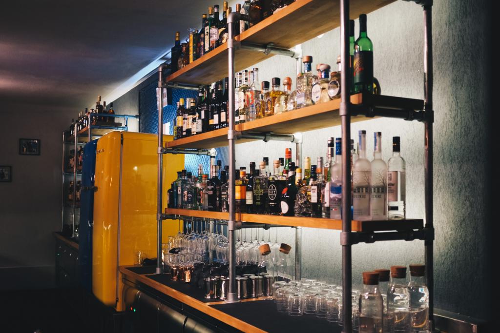 Gorilas Γορίλας The Likker Bar Thessaloniki Θεσσαλονίκη Cocktails