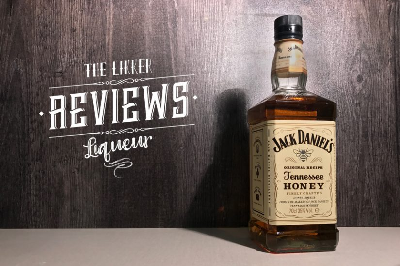jack daniel's tennessee honey whiskey the likker