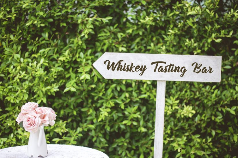 whisky whiskey tasting likker wedding