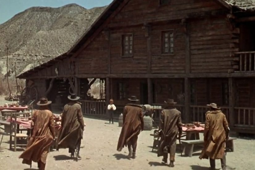 once upon a time in the west western and whiskey