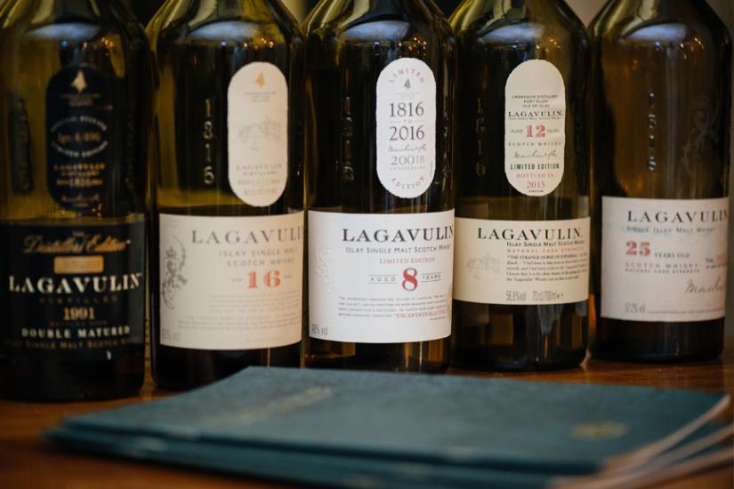 lagavulin whisky the tasters club the likker ουίσκι Γευσιγνωσία