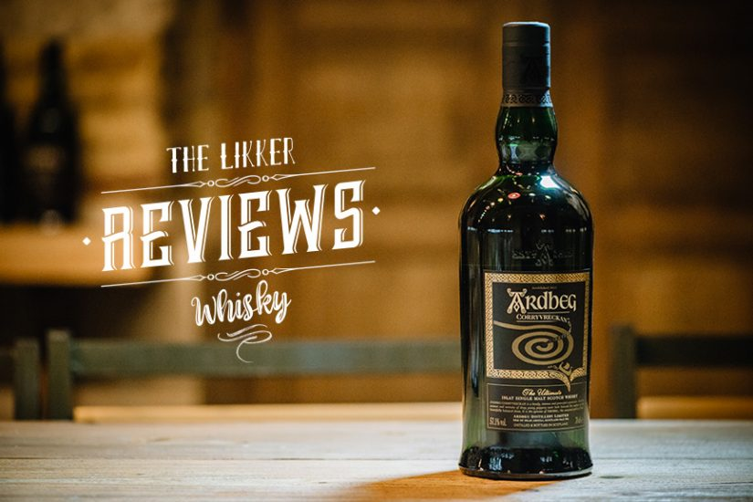 ardbeg corryvreckan whisky review