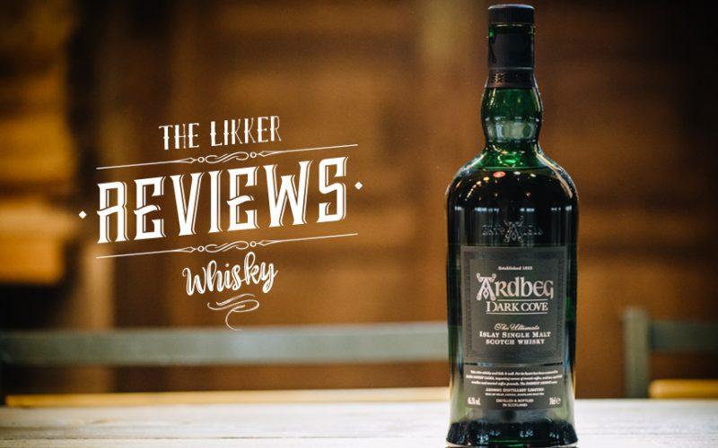 ardbeg dark cove whisky review
