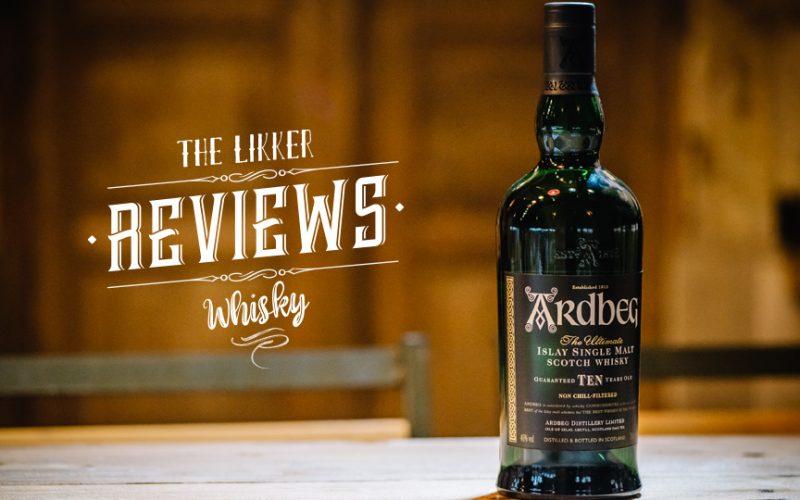 ardbeg ten whisky review