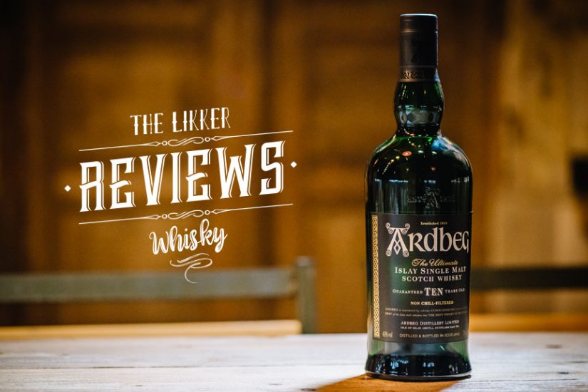 ardbeg ten whisky review