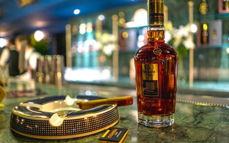 Havana Club Union rum ciggar the likker