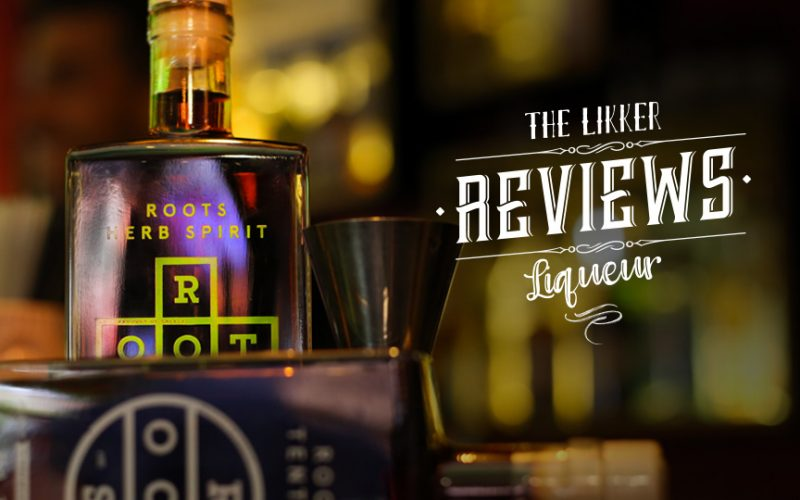 roots herb spirit liqueur the likker reviews