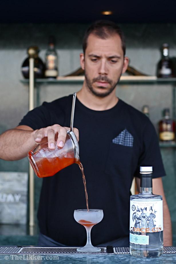 mary pickford bar cocktail martinez grace gin sourbatis