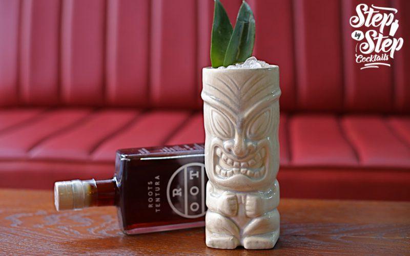 tiki bar cocktails roots tentura