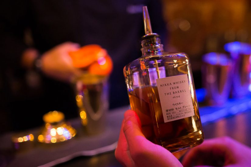 nikka whisky perfect serve 2017 athens