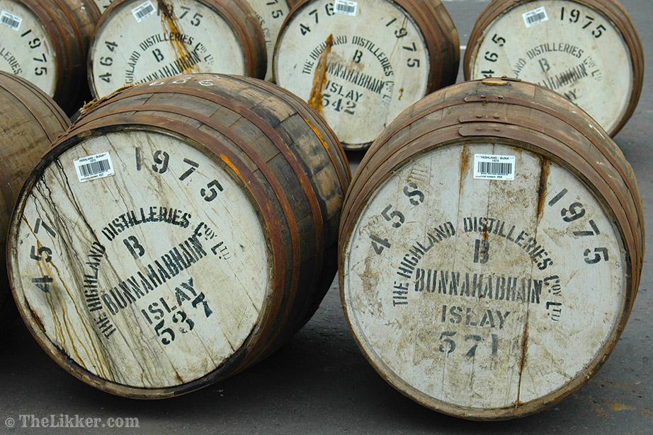 the tasters club the likker edradour whisky barrel bunnahabhain