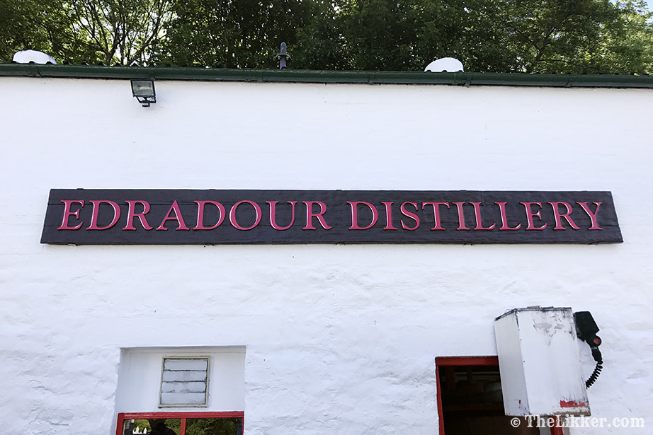 the tasters club the likker edradour whisky