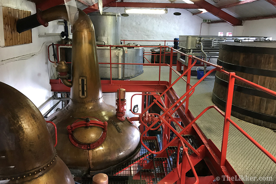 the tasters club the likker edradour whisky stills