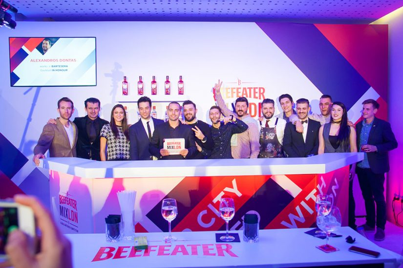 beefeater gin MIXLDN7