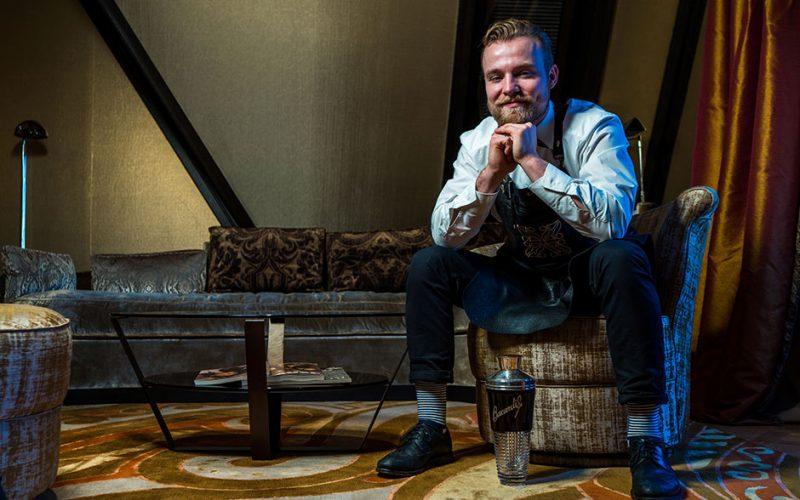 Eric van Beek cocktail