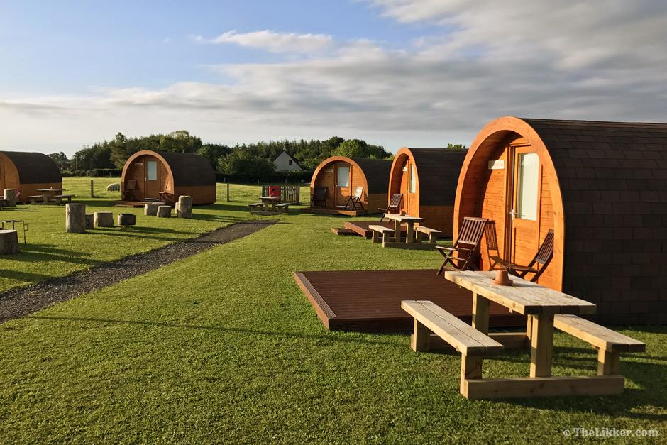 braehead camping speyside