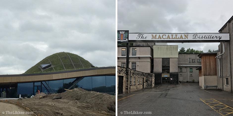 macallan new distillery