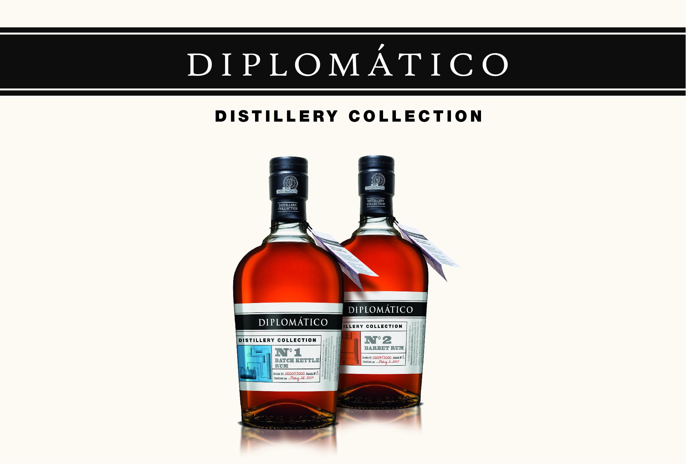 diplomatico distillery collection