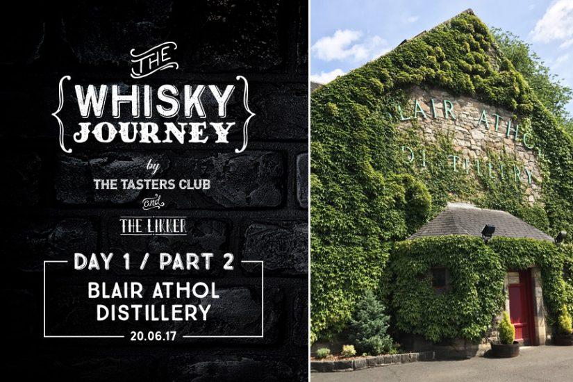blair athol distillery