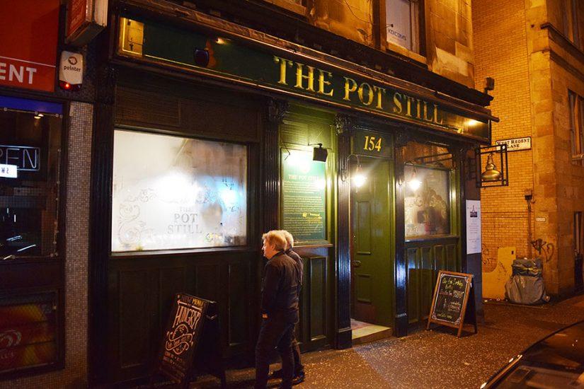 pot still bar whisky