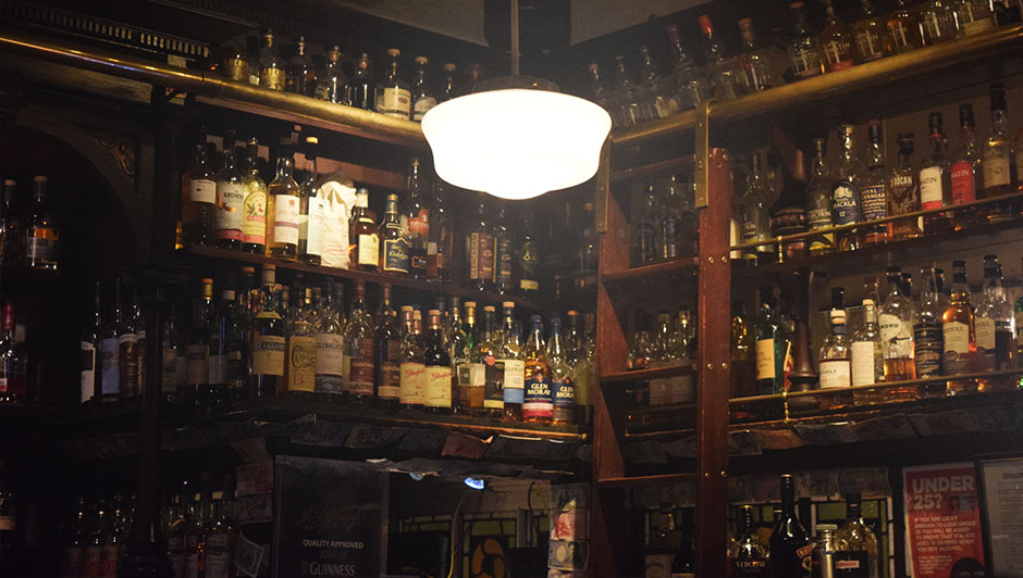 pot still bar whisky