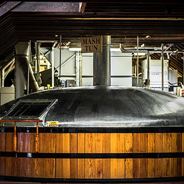 blair athol distillery whisky mash tun