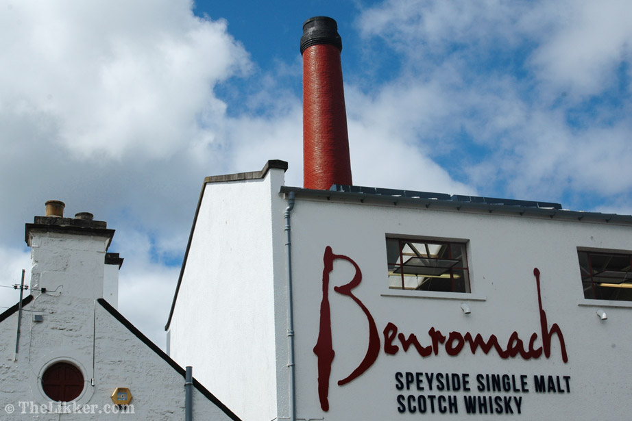 benromach distillery whisky