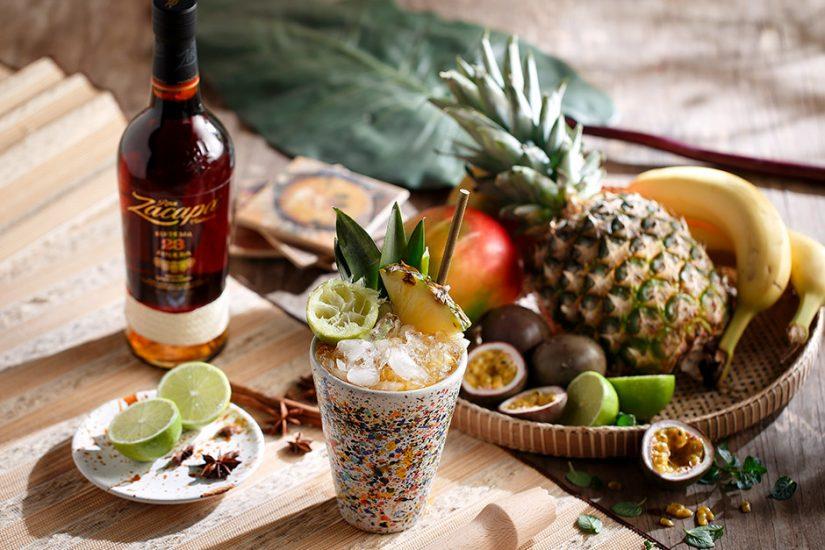 Zacapa cocktails