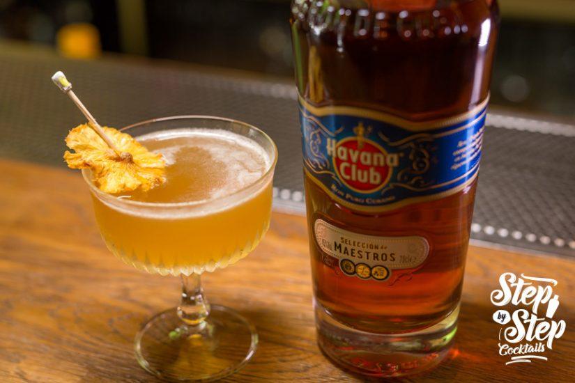 the likker step by step cocktails daiquiri havana club seleccion de maestros