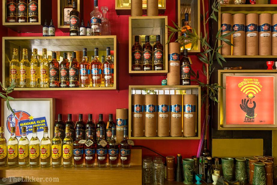 the likker step by step cocktails havana club tiki bar athens
