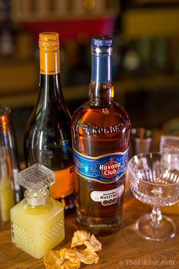 the likker step by step cocktails daiquiri havana club seleccion de maestros tiki bar athens