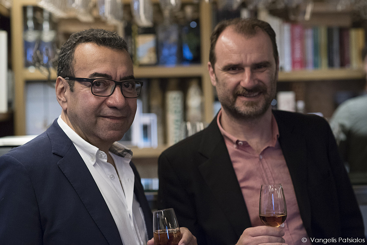 diplomatico rum barbet batch kettle λιθοινον Jose Ballesteros