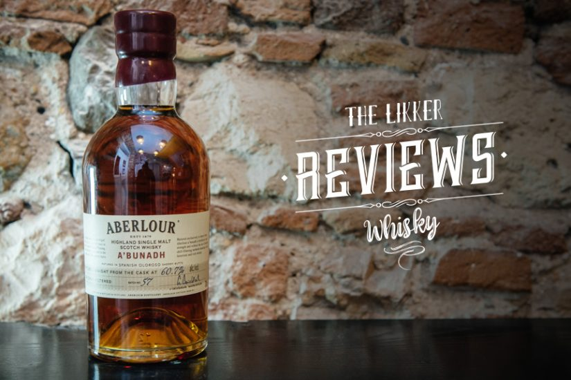 abunadh batch 57 whisky the likker review ουισκι