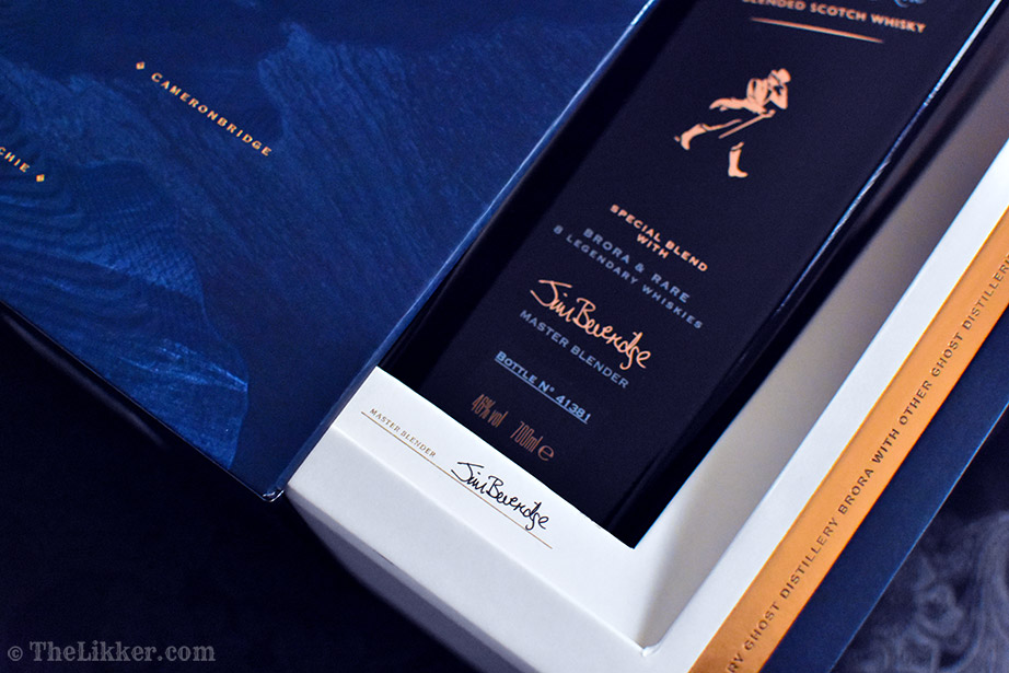 johnnie walker blue label ghost and rare the likker reviews whisky