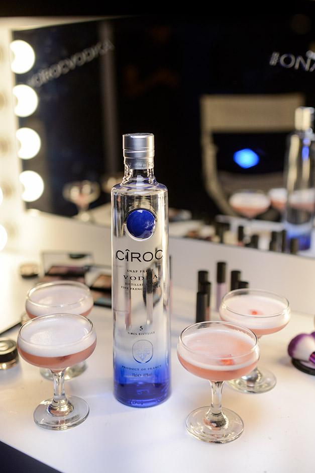 Ciroc vodka Στέλιος Κουδουνάρης