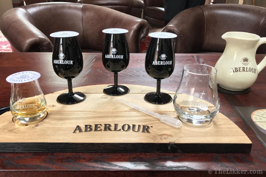 aberlour distillery whisky