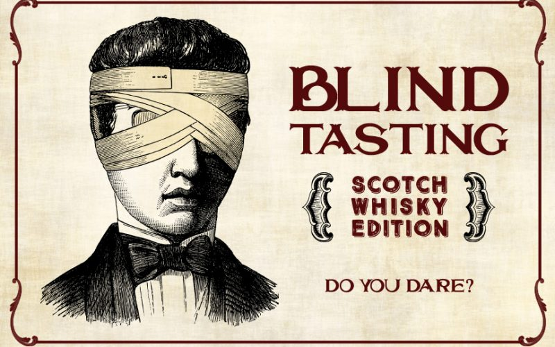 whisky blind tasting