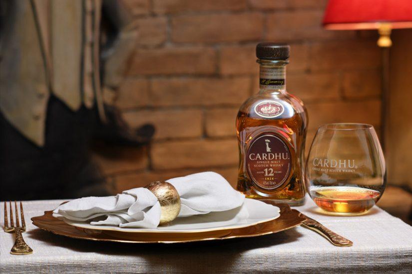 Cardhu Single Malt Scotch Whisky