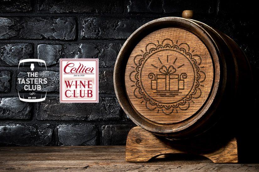 Cellier wine club the tasters club