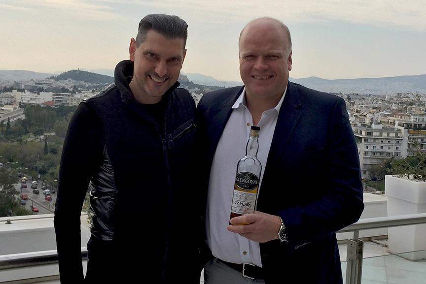 gordon dundas glengoyne tamdhu the likker interview athens 2018