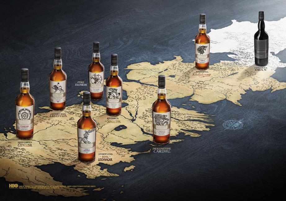 game of thrones single malt whisky the likker
