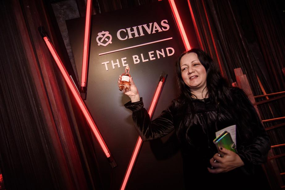 chivas the blend the tasters club Chrisovitsioti