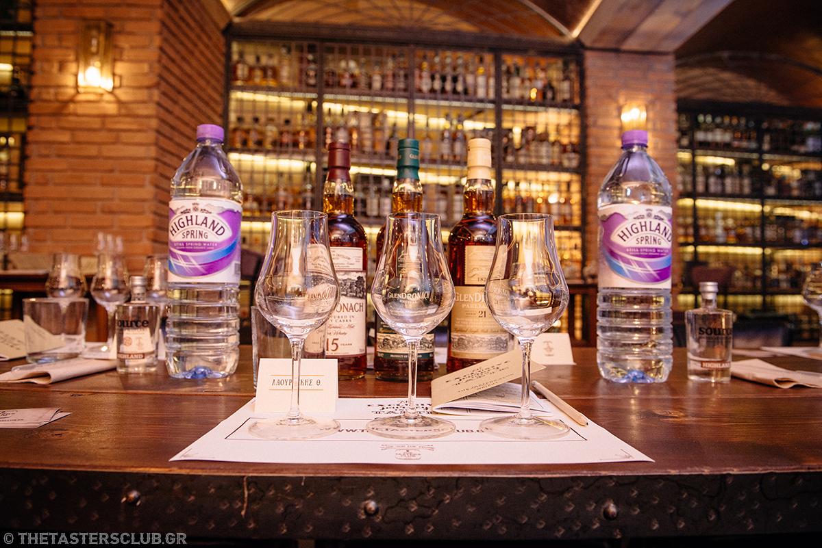 thetastersclub whisky γευσιγνωσια ουισκι tasting glendronach whisky tasting