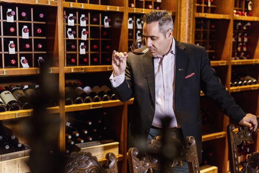 karakasis wine master ΓΙΑΝΝΗΣ ΚΑΡΑΚΑΣΗΣ